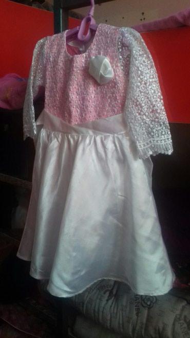 Праздничное платье для девчонок 3-5 лет в Ош