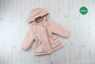 Дитяча куртка Zara, вік: 12-18 м., зріст: 86 см   Довжина: 38 см Ширин