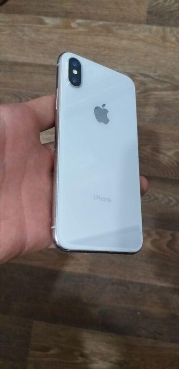 Мобильные телефоны и аксессуары в Душанбе: Продаю iphone x 64 GB. Состояние идеально : все работает. iOS 13.5