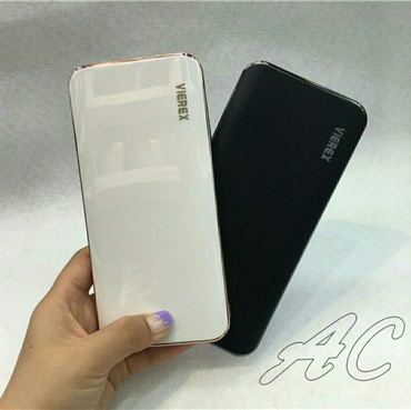 Power Bank VIEREX 11000 mAh в Бишкек