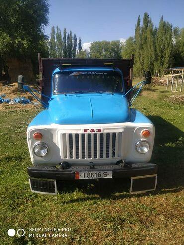 Грузовой и с/х транспорт - Теплоключенка: ГАЗ - 53 состояние идиальная двигатель сотка все рессоры новые.  Каль