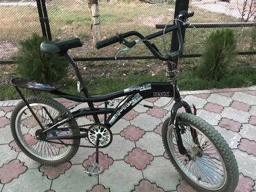 Продаю велосипед BMX черного цвета. Состояние идеальное. Обращаться п