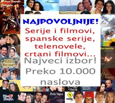 Dvd-filmovi - Srbija: NAJPOVOLJNIJE serije i filmovi! Slanje i u inostranstvoU ponudi veliki