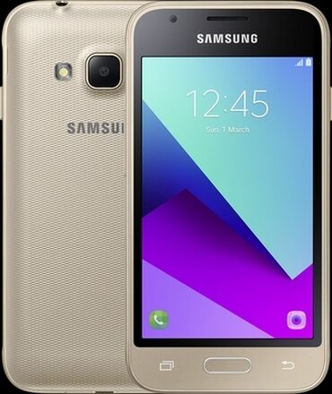 Б/у Samsung Galaxy J1 Mini 8 ГБ Золотой