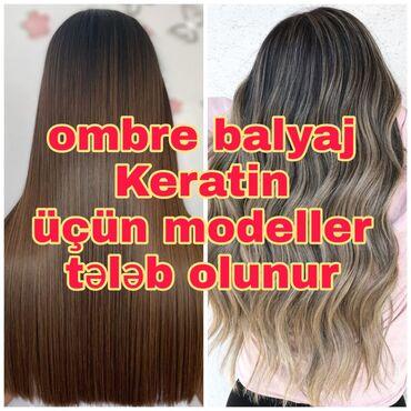 10000 - Azərbaycan: Saç ustaları | Qadın saç kəsimləri, Saç rəngləməsi, Saç qaynağı | Pulsuz saç kəsimi