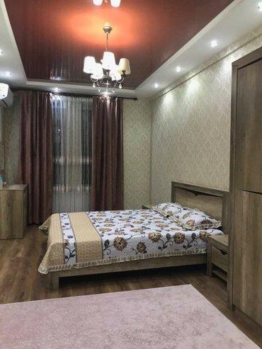 Сдается 3-хкомнатная элитная квартира 5/10 в Бишкек