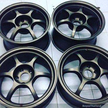 Продаю спортивные диски 5zigen Black Racing Pro в Лебединовка