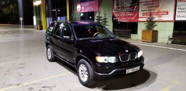 BMW - Бишкек: BMW X5 M 4.4 л. 2001 | 123456 км