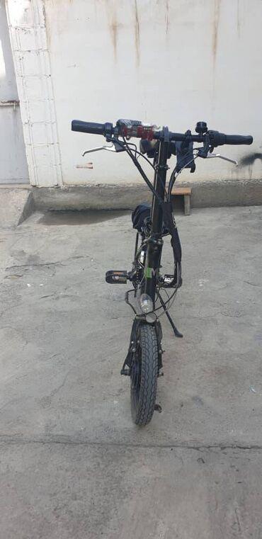 Спорт и хобби - Ош: Продаю Электровелосипед E-motions MiniMax Premium!    Самый быстрый из