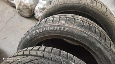 шини 235 55r17 в Кыргызстан: Зимние шины 235/45R17 новый