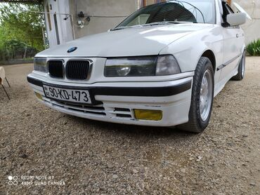 bmw 318 1994 - Azərbaycan: BMW 318 1.8 l. 1991 | 354987 km