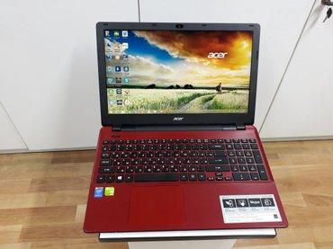 Bakı şəhərində Acer E5 Core i3 4005/RAM 6GB/NVIDA 820M 2GB/HDD 1TB    Noutbuk teze