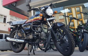 KUBA X-BOSS 2020 motorsiklet330 man ilkin ödəniş 12 aylıq 189