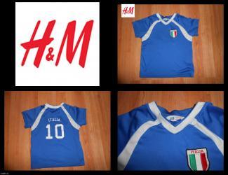 Dres majica italija iz kolekcije h&m - Belgrade