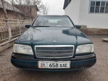 Водитель фуры вакансии - Кыргызстан: Mercedes-Benz C-Class 1.8 л. 1995 | 477000 км