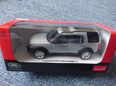 Land Rover Discovery 3 - metalni auto - Belgrade