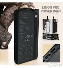 батарейка на телефон флай в Азербайджан: Powerbank аккумулятор Remax Linon Pro 20000 Powerbank аккумулятор Rema