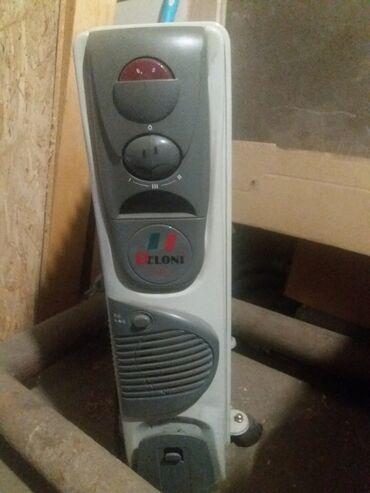 Обогреватели и камины - Кыргызстан: Обогреватель фирменный с встроенным вентилятором для циркуляции