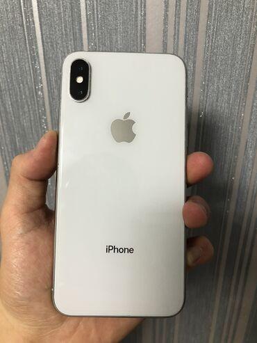 IPhone X 64gb Состояние идеальное Все работает:Face ID,True ToneВ