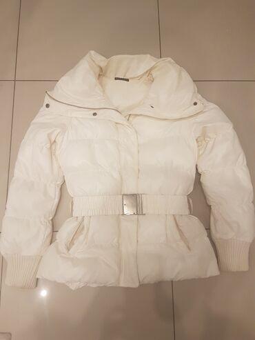 Sisley original jakna,kratka,ocuvana,topla,perjana,velicina M