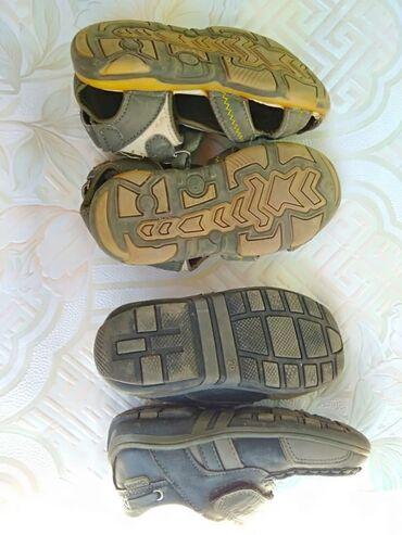 Детский мир - Кара-Балта: Детская мальчиковая обувь Цена 200сом