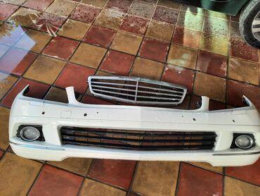 Mercedes W204 kuzanin original qabaq arxa buferleri obilsovka ve yan