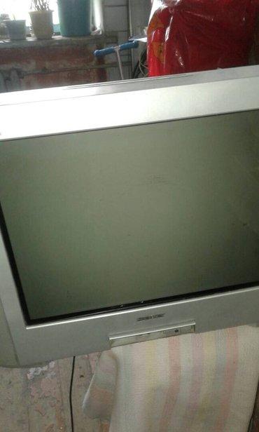 Телевизор марки Sony. Trinitron. Сборка евро, экран плоский, диоганал  в Лебединовка