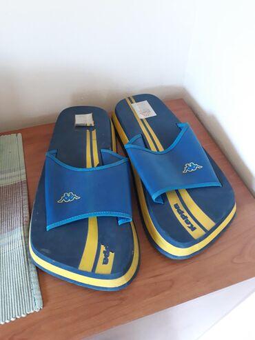 Muške Sandale i Japanke | Srbija: Neobicne papuce skoro da nisu nosene,samo mi stoje