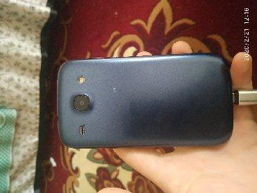Samsung-galaxy-core-2 - Азербайджан: Б/у Samsung Galaxy Core Синий