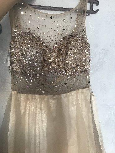 46-размер в Кыргызстан: Продаю вечернее платье англ брэнд Marry Merry.Надевала один раз на