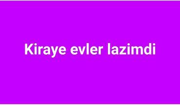 notebook alqi satqisi - Azərbaycan: Baki sumqayit seheri uzre Kiraye 1-2-3 otaqli bina evleri lazimdi