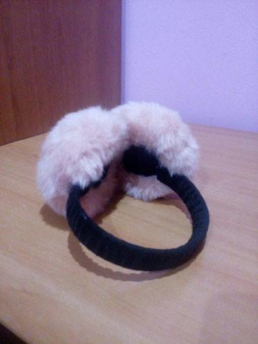 Deciji stitnik za usi, topli i mekani idealno za predstojece hladne - Novi Pazar