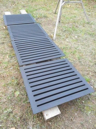 Решетка для люков. Изготовим металлические конструкции и изделия в
