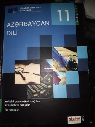 10000 - Azərbaycan: Az dili 11ci sinif 2018