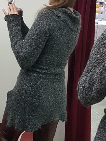 Продам б/у тёплую кофту из шерсти,размер 44-46,мягкая,приятная к телу в Лебединовка