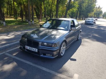 х5 бишкек in Кыргызстан | BMW: BMW 3 series 3.2 л. 1992 | 255000 км