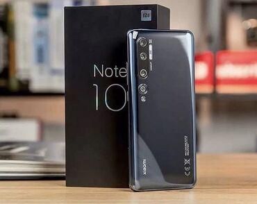 Yeni Xiaomi Mi Note 10 128 GB yaşıl