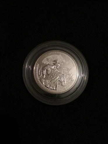 Барсбек монета медь-никель в Бишкек