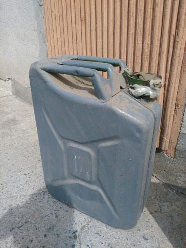 Железная Канистра 20 литров