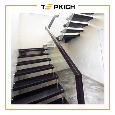 Лестницы любой сложности в Бишкеке в Бишкек