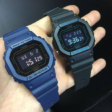 retro vesy в Кыргызстан: Синие Мужские Наручные часы Casio