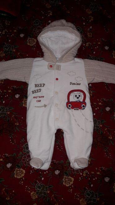 Детская одежда и обувь - Кок-Ой: Продаю осенне-весенную комбинезончик на малышей.Размер от