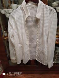 женские вельветовые юбки в Азербайджан: Street one brend Германия Рубашка женская с запонками к брюкам