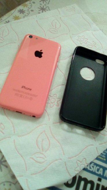 Apple Iphone | Beograd: IPhone 5 c prvi vlasnik očuvan kao nov i sve radi na njemu 100e pravi