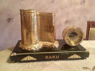 Bakı şəhərində Часы «девичья башня» почти как новый