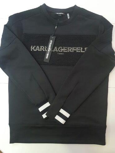 Karl Lagerfeld muski duks NOVO Nov, original, Karl Lagerfeld muski