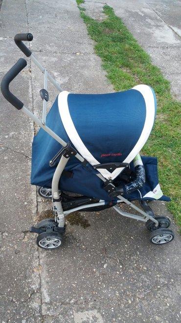 Kolica za bebu na prodaju Pjer Gardin,u odličnom stanju-očuvana!Cena - Smederevo