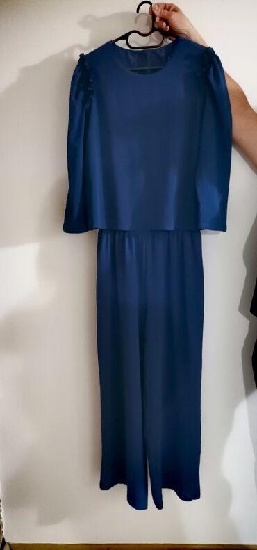 3988 oglasa: Prelep nov kombinezon kraljevsko plave boje Sa etiketom Vel 38
