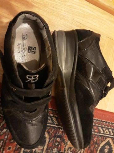 Kozne cipele 36 vel renato balestra - Crvenka - slika 2