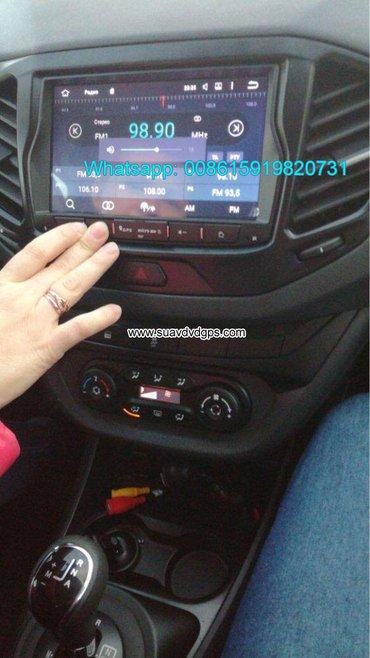 Lada Vesta Car audio radio android GPS navigation camera in Kathmandu - photo 3